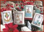 13-2769 Seaside Christmas  28 x 42 Designs by Lisa
