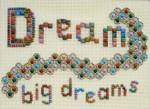 Freda's Fancy Stitching Dream Big Dreams