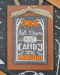 15-1995 Year In Chalk-October 45 x 70  Hands On Design YT
