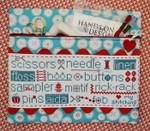 14-1326 Love My Stitching 69 x 183 Hands On Design