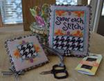 14-1330 Savor Each Stitch 50 x 65 Hands On Design YT