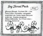 15-1091 Joy Banner Emb Pk by Jeannette Douglas Designs