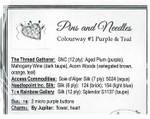 15-1145 Pins & Needles Emb Pk 1 (PT) by Jeannette Douglas Designs