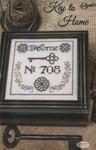 15-1147 Key To Home 95 x 95 Jeannette Douglas Designs