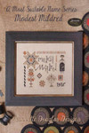 14-2098 Modest Mildred 95 x 73 Jeannette Douglas Designs