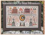 15-1294 Autumn On Lazy Bear Mountain 419w x 269h Kathy BarricK