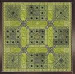 GLITZ & GLAMOUR PERIDOT DebBee's Designs Counted Canvas Pattern