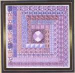 GLITZ & GLAMOUR MORGANITE DebBee's Designs Counted Canvas Pattern