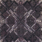 GLITZ & GLAMOUR ONYX (CC) 104 x 104 DebBee's Designs Counted Canvas Pattern