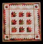 BEAR CLAW Laura J Perin Designs Counted Canvas Pattern