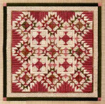 ARIZONA STAR Laura J Perin Designs Counted Canvas Patternn