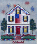 INDEPENDENCE INN  Laura J Perin Designs Counted Canvas Pattern