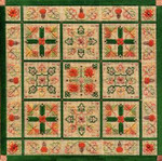 AUTUMN LEAVES  Laura J Perin Designs Counted Canvas Pattern