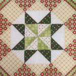 GUACAMOLE Needle Delights Originals Counted Canvas Pattern