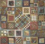 RAINFOREST CRUNCH (CC) 144 x 144 - 18ct canvas Needle Delights Originals Counted Canvas Pattern