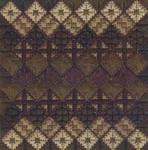 COLOR DELIGHTS - COCOA (CC) 72 x 72 - 18ct canvas Needle Delights Originals Counted Canvas Pattern