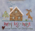 MarNic Designs Hearts Come Home For Christmas 103w x 91h