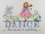 15-1218 Dance Like No One Is Watching 87w x 70h MarNic Designs