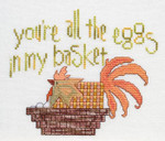15-1878 You're All The Eggs In My 88w x 76h MarNic Designs