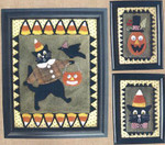 "ITTY BITTY TRICK OR TREAT (WAP) 10"" x 13"" & 5"" x 7"" All Through The Night"