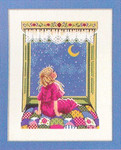 "7714142 Eva Rosenstand Kit Wish Upon A Star 11"" x 14""; Linen; 25ct"