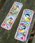 PNV151005 Vervaco Kit Birds in Winter Bookmarks (2)