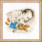 RL1486 Riolis Cross Stitch Kit Sweet Dreams