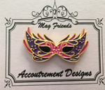 Accoutrement Designs  Needle Minder Mask