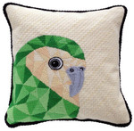 Kakapo The Stitchsmith Needlepoint Kit