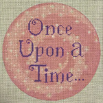 "LL147 Labors Of Love Once Upon a Time 18 Mesh 6"" Round"