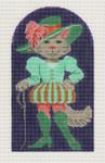 LL157H Labors Of Love Fancy Cat 18 Mesh4.5 x 8