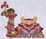 HO1194 Raymond Crawford Designs CAMEL #1 11X13 18 Mesh
