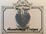 Armor Blue Monster MAGNET Accoutrement Designs