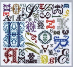 Jan Houtman Designs jh55 Address Puzzle