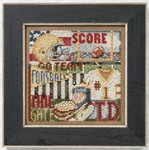MH141202 Mill Hill Buttons and Bead Kit Football Hero (2011)