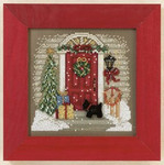 MH141301 Mill Hill Buttons and Bead Kit Home for Christmas (2011)
