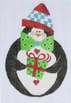 LD-13 Rounded Penguin 3 x 4 ¼ 18 Mesh LAINEY DANIELS