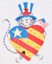 LD-34 Fourth of July Cat 4 x 5 18 Mesh LAINEY DANIELS