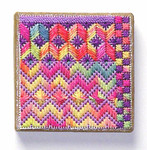 Spring Delight Ort Box – Needlepoint with box Handblessings