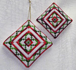 Christmas Garland – Needlepoint Handblessings