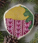 Christmas Acorn ornament Handblessings