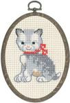 131386 Permin Kitten - My First Kit