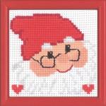 135230 Permin Santa Claus