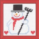 135235 Permin MFK Snowman