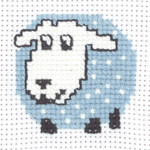 145334 Permin Sheep - My First Kit