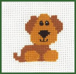 147310 Permin Dog  My First Kit