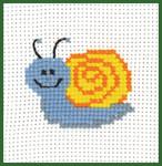 147313  Permin Snail  My First Kit