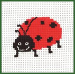 147315  Permin Ladybug  My First Kit