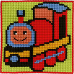 9130 Permin Train - Children's Kit