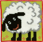 9134 Permin Sheep - Children's Kit